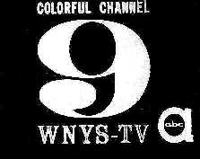 WNYS TV Colorful Channel 9
