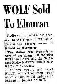 Syracuse Post Standard 5/1/65