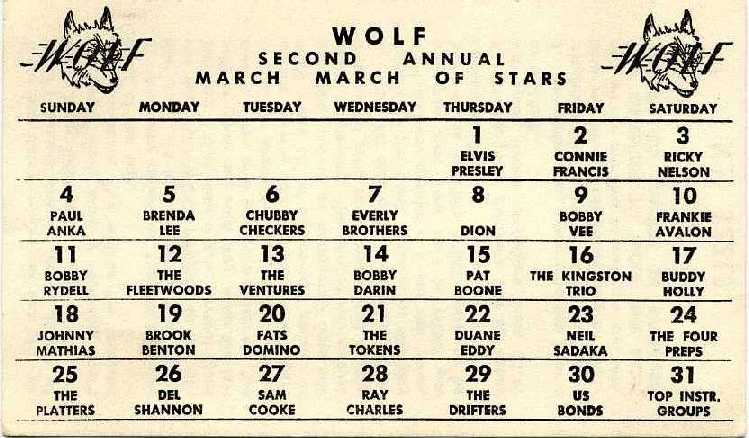 WOLF Word Game